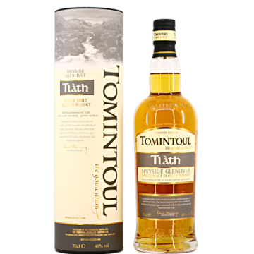Tomintoul Tlàth - The Gentle Dram